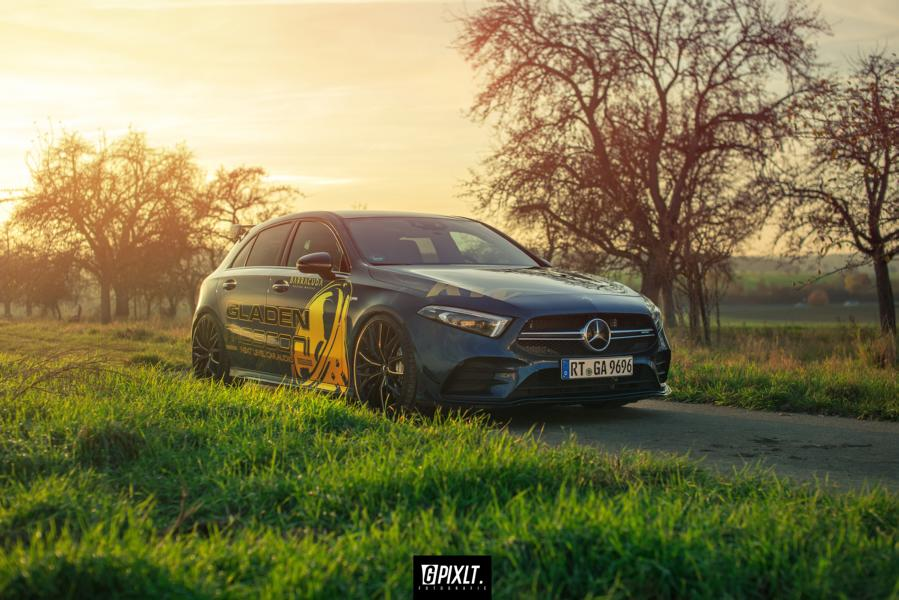 JMS Mercedes AMG A35 W177 Barracuda Tuning 11 Video: Porsche Cayman GTS vs. BMW M2 CS vs. Mercedes A45 AMG S