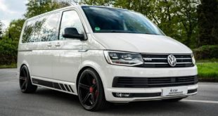 KV1 Felgen Star Performance VW T6 Tuning 4 310x165 2020 VW Touareg R: eRstarkter Wolfsburger mit 462 PS & 700 NM