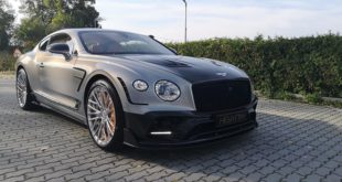 Keyvany Bentley Continental GT Limited Edition Tuning 19 310x165 900 PS und viel Carbon Keyvany Bentley Continental GT