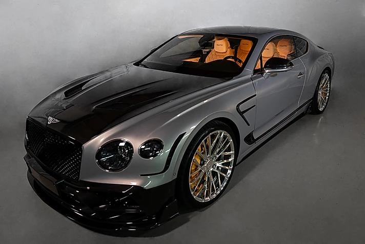 Keyvany Bentley Continental GT Limited Edition Tuning 7 900 PS und viel Carbon   Keyvany Bentley Continental GT