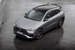 Mercedes AMG GLA 45 4MATIC 421 PS 2020 Tuning 13 155x103 Weltrekord: Mercedes AMG GLA 45 4MATIC+ mit 421 PS