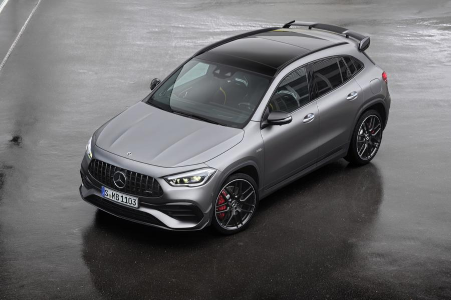 Mercedes AMG GLA 45 4MATIC 421 PS 2020 Tuning 13 Weltrekord: Mercedes AMG GLA 45 4MATIC+ mit 421 PS