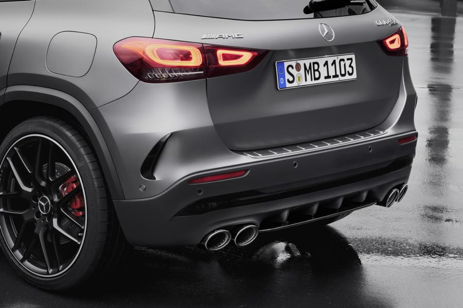 Mercedes AMG GLA 45 4MATIC 421 PS 2020 Tuning 20 Weltrekord: Mercedes AMG GLA 45 4MATIC+ mit 421 PS
