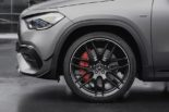 Mercedes AMG GLA 45 4MATIC 421 PS 2020 Tuning 21 155x103 Weltrekord: Mercedes AMG GLA 45 4MATIC+ mit 421 PS