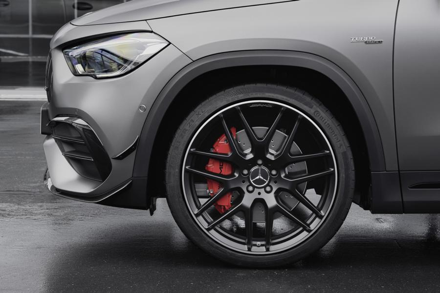 Mercedes AMG GLA 45 4MATIC 421 PS 2020 Tuning 21 Weltrekord: Mercedes AMG GLA 45 4MATIC+ mit 421 PS