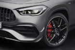 Mercedes AMG GLA 45 4MATIC 421 PS 2020 Tuning 22 155x103 Weltrekord: Mercedes AMG GLA 45 4MATIC+ mit 421 PS