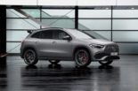 Mercedes AMG GLA 45 4MATIC 421 PS 2020 Tuning 8 155x103 Weltrekord: Mercedes AMG GLA 45 4MATIC+ mit 421 PS