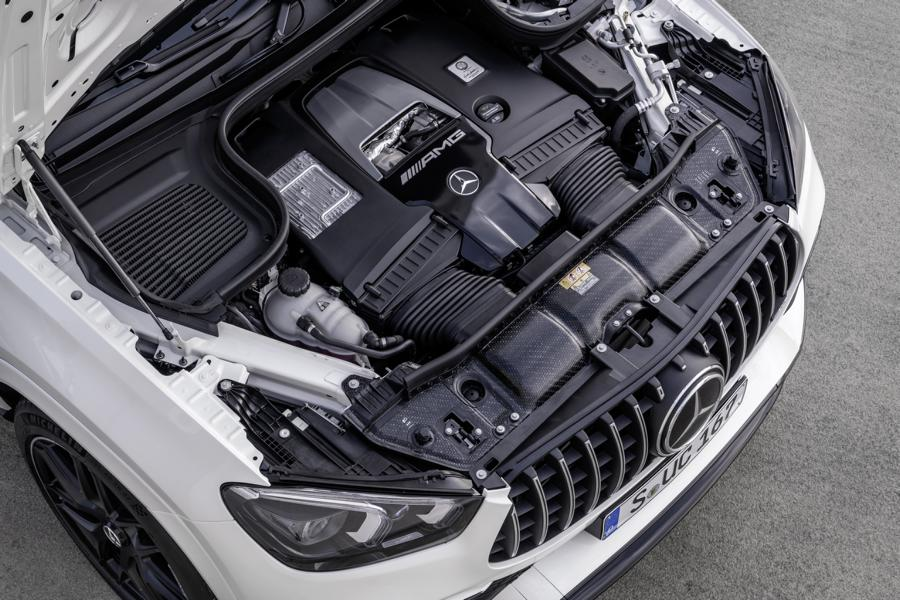 Mercedes AMG GLE 63 4MATIC Coupé C 167 Tuning 10 Hybrid: Mercedes AMG GLE 63 4MATIC+ Coupé (C 167)