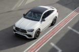 Mercedes AMG GLE 63 4MATIC Coupé C 167 Tuning 11 155x103 Hybrid: Mercedes AMG GLE 63 4MATIC+ Coupé (C 167)
