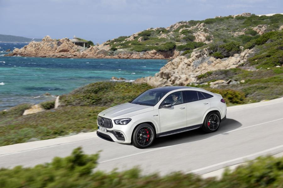 Mercedes AMG GLE 63 4MATIC Coupé C 167 Tuning 13 Hybrid: Mercedes AMG GLE 63 4MATIC+ Coupé (C 167)