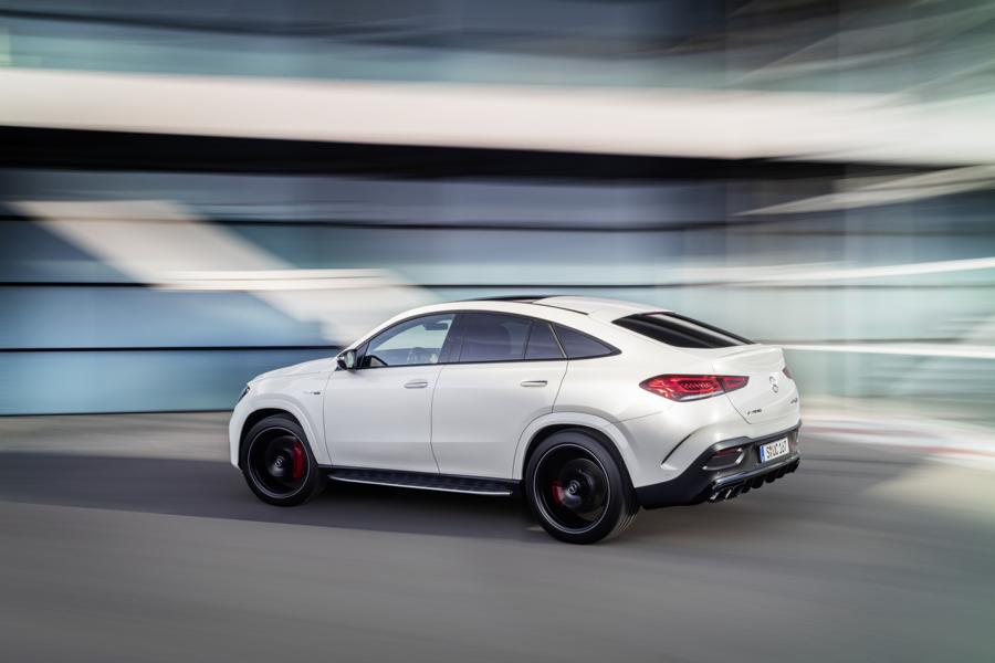 Mercedes AMG GLE 63 4MATIC Coupé C 167 Tuning 16 Hybrid: Mercedes AMG GLE 63 4MATIC+ Coupé (C 167)