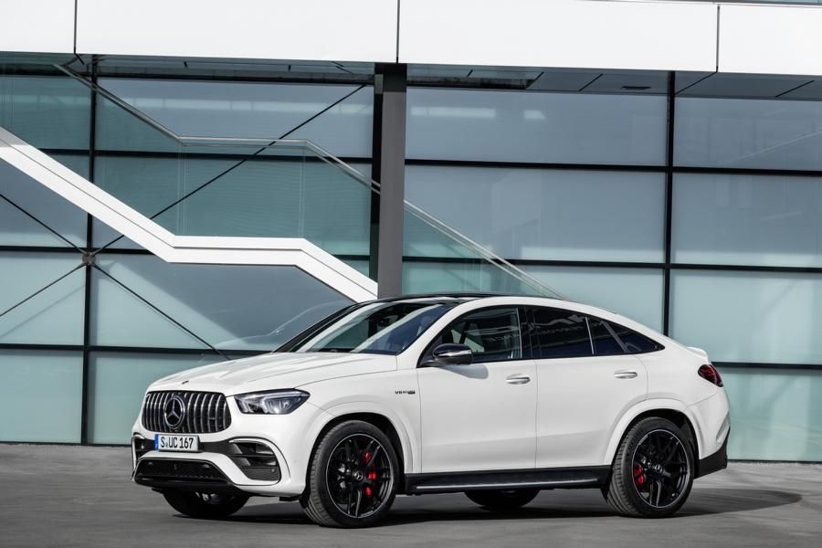 Mercedes AMG GLE 63 4MATIC Coupé C 167 Tuning 23 Hybrid: Mercedes AMG GLE 63 4MATIC+ Coupé (C 167)
