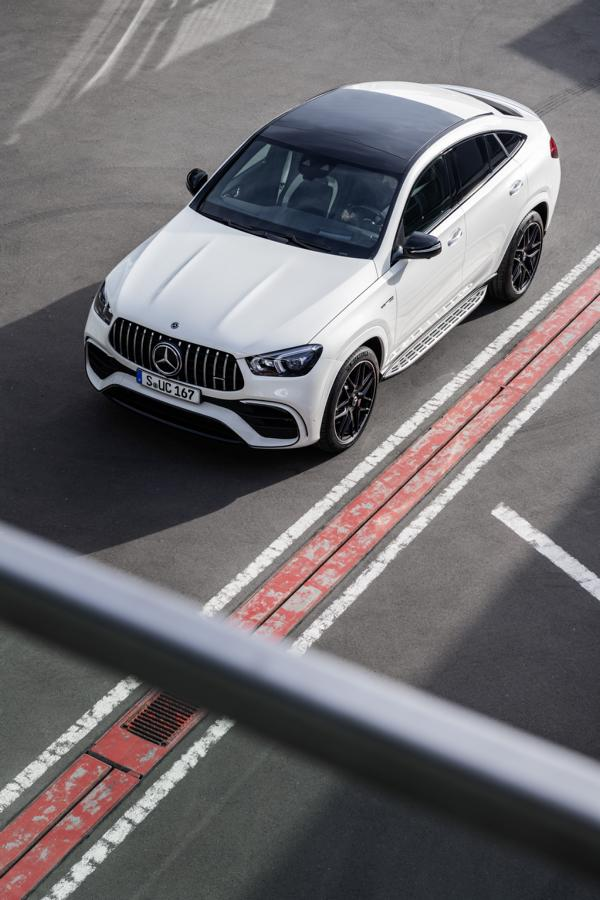 Mercedes AMG GLE 63 4MATIC Coupé C 167 Tuning 26 Hybrid: Mercedes AMG GLE 63 4MATIC+ Coupé (C 167)