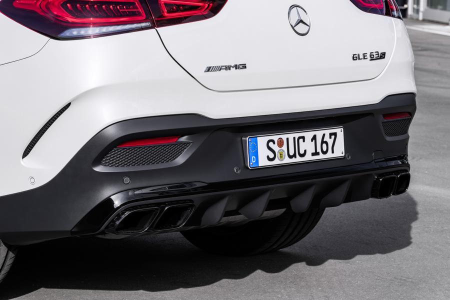 Mercedes AMG GLE 63 4MATIC Coupé C 167 Tuning 7 Hybrid: Mercedes AMG GLE 63 4MATIC+ Coupé (C 167)