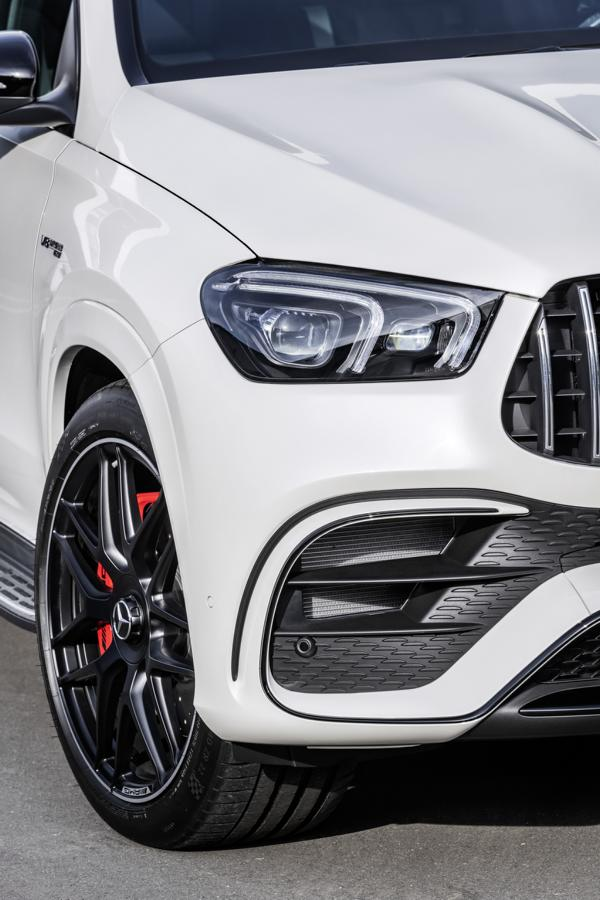Mercedes AMG GLE 63 4MATIC Coupé C 167 Tuning 8 Hybrid: Mercedes AMG GLE 63 4MATIC+ Coupé (C 167)