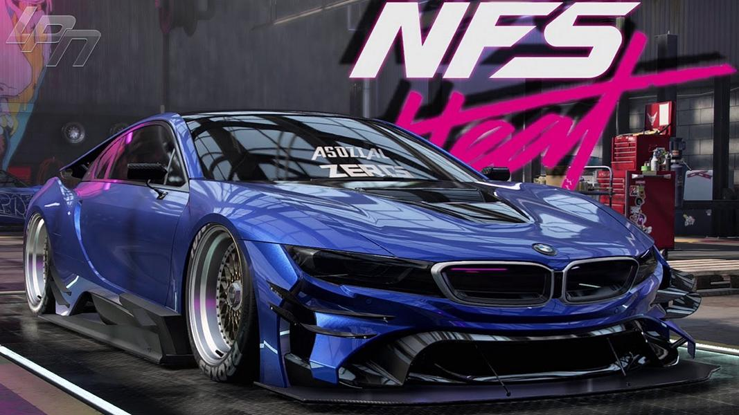 Need for Speed Heat Tuning Spiel 3 EA, Ubisoft, Nintendo und Co.: Race Games hat jeder!