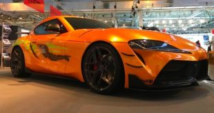 Piecha Design Bodykit HS Motorsport Toyota Supra Tuning EMS Header 310x165 2020 Street Hunter Widebody Kit für die Toyota Supra!