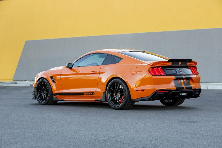Shelby Ford Mustang 2020 Shelby Signature Series Mustang   streng limitierter 825 PS Renner.