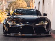 Street Hunter Widebody Kit Toyota Supra A90 Airride Tuning 1 190x143 2020 Street Hunter Widebody Kit für die Toyota Supra!