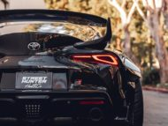 Street Hunter Widebody Kit Toyota Supra A90 Airride Tuning 5 190x143 2020 Street Hunter Widebody Kit für die Toyota Supra!