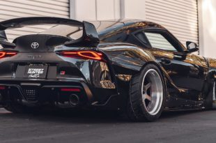 Street Hunter Widebody Kit Toyota Supra A90 Airride Tuning Header 310x205 2020 Street Hunter Widebody Kit für die Toyota Supra!