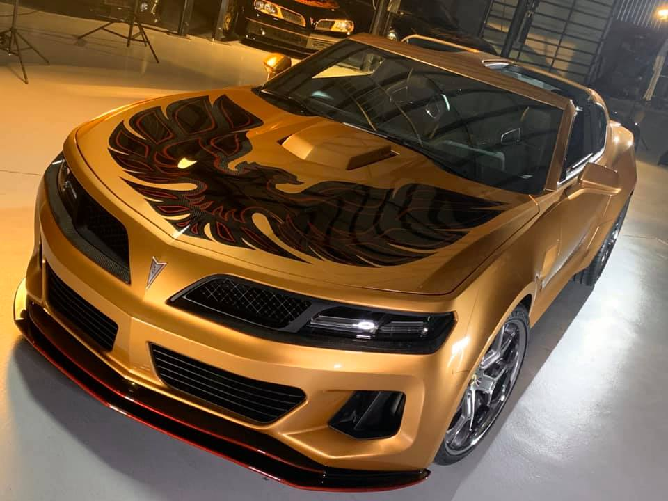 Trans Am 455 Super Duty Chevrolet Camaro Depot Tuning Targa 1 Trans Am 455 Super Duty auf Basis des Chevrolet Camaro