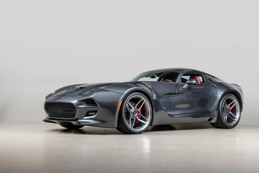 VLF Force 1 Dodge Viper Umbau Tuning 8 Ultra Selten: 750 PS VLF Force 1 auf Basis der Dodge Viper