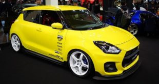 WRC Hot Hatch Suzuki Swift Sport Tuning HKS Header 310x165 WRC Hot Hatch   Suzuki Swift Sport vom Tuner HKS!