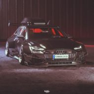 Widebody Audi RS6 C8 2020 Tuning Dachbox bagged 5 190x190 2020 Audi RS6 (C8) Widebody mit 1.250 PS & Dachbox!