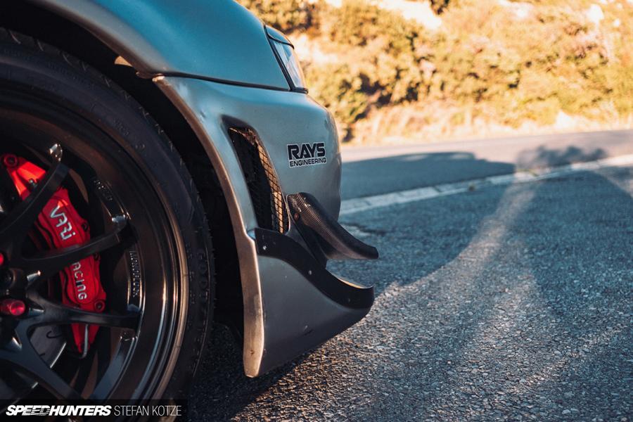 Widebody Kit Nissan Skyline GT R R34 BiTurbo 28 800 PS & Widebody Kit am Nissan Skyline GT R (R34 )!