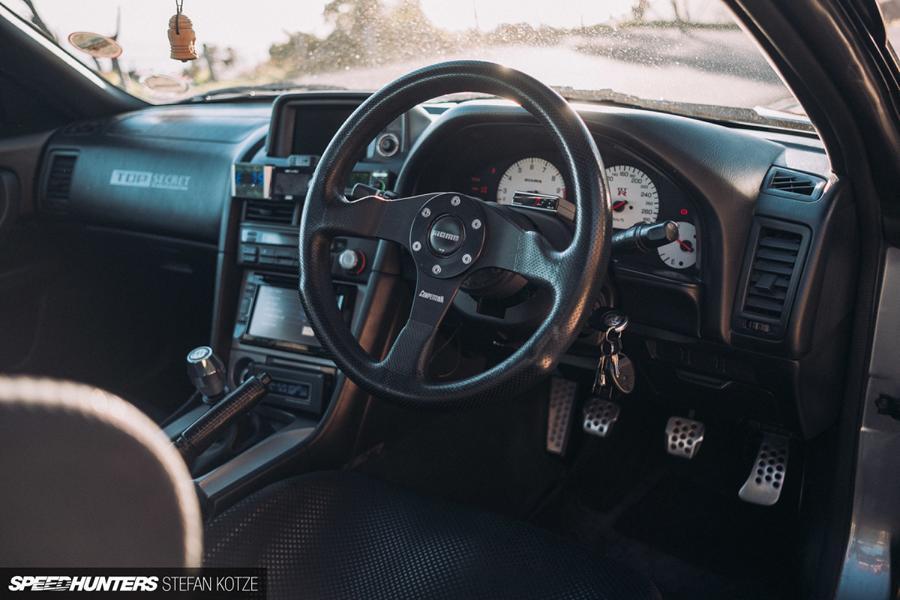 Widebody Kit Nissan Skyline GT R R34 BiTurbo 43 800 PS & Widebody Kit am Nissan Skyline GT R (R34 )!
