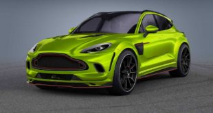 lumma aston martin dbx 1 310x165 LUMMA CLR 8 RS: Widebody Version des Audi RS Q8!