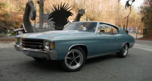 1.000 PS Chevrolet Chevelle Restomod Tuning V8 34 310x165 Video: 11 minutes of building a 1.000 PS Chevrolet Chevelle