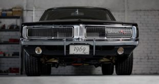 1969 Dodge Charger RT 440 Restomod V8 Tuning 1 310x165 Rot/Weiß  1968 Cadillac V8 Coupe DeVille als Restomod!
