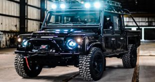 1992 Land Rover Defender LS3 V8 Restomod OCC Header 2 310x165 1992 Land Rover Defender mit 480 PS LS3 V8 Triebwerk!
