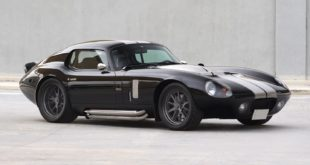 2013 Shelby Cobra Daytona Coupe Roush V8 Header 310x165 Selten: 1989 Dodge Shelby Dakota RWD mit V8 Triebwerk!