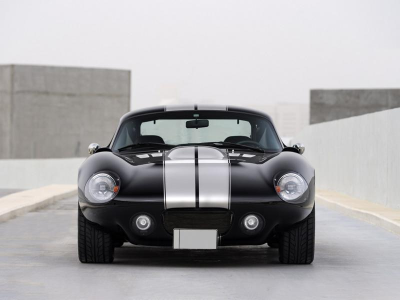 2013 Shelby Cobra Daytona Coupe Roush V8 Tuning Restomod 21 2013 Shelby Cobra Daytona Coupe mit Roush V8 Power!