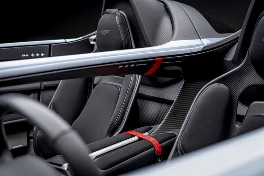 2020 Aston Martin V12 Speedster tuning 1 Aston Martin V12 Speedster   puristischer Brite für die besonderen Momente im Leben.