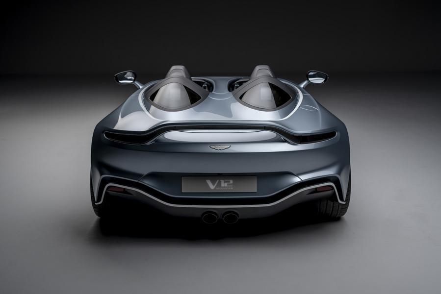 2020 Aston Martin V12 Speedster tuning 3 Aston Martin V12 Speedster   puristischer Brite für die besonderen Momente im Leben.