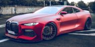 2020 BMW M4 Coupe G82 M3 G80 tuning widebody 14 e1583391277426 190x95 2020 BMW M4 Coupe (G82) widebody by tuning blog