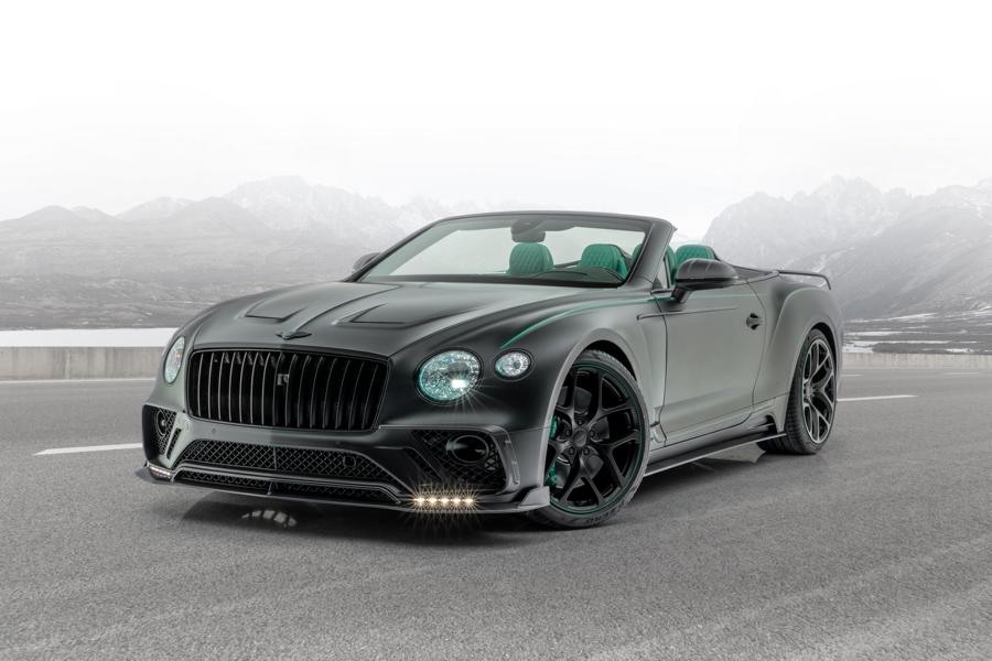 2020 Bentley Continental GT Cabriolet V8 Tuning Bodykit 1 MANSORY   2020 Bentley Continental GT Cabriolet V8