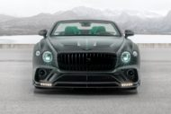2020 Bentley Continental GT Cabriolet V8 Tuning Bodykit 4 190x127 MANSORY   2020 Bentley Continental GT Cabriolet V8