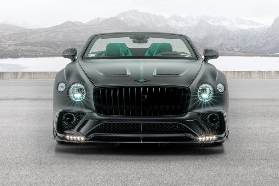 2020 Bentley Continental GT Cabriolet V8 Tuning Bodykit 4 MANSORY   2020 Bentley Continental GT Cabriolet V8