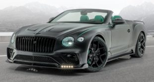 "2020 Bentley Continental GT Cabriolet V8 Tuning Bodykit Head 310x165 ""MANSORY Venatus""   810 PS Lamborghini Urus Monster!"