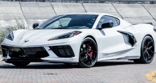 2020 Chevrolet Corvette C8 Vossen HF 5 Tuning Header 310x165 Lowered 2020 Chevrolet Corvette C8 on Vossen Alus!