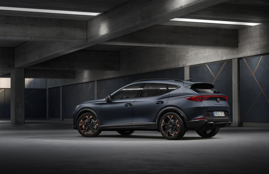 2020 Cupra Formentor Crossover CUV Tuning 15 In Eigenregie gebaut: Cupra Formentor Crossover (CUV)!
