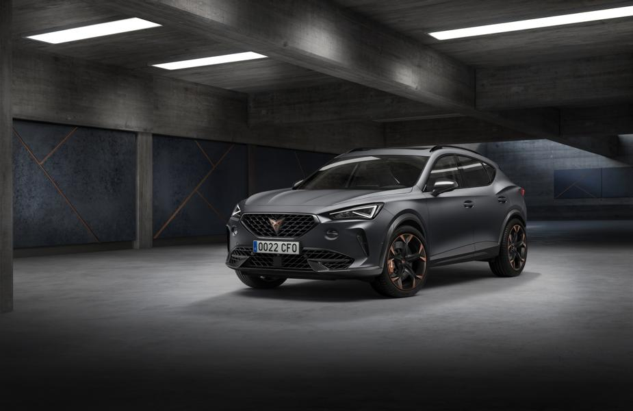 2020 Cupra Formentor Crossover CUV Tuning 2 In Eigenregie gebaut: Cupra Formentor Crossover (CUV)!