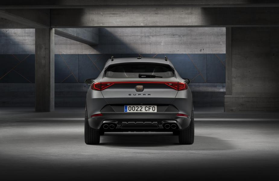 2020 Cupra Formentor Crossover CUV Tuning 6 In Eigenregie gebaut: Cupra Formentor Crossover (CUV)!