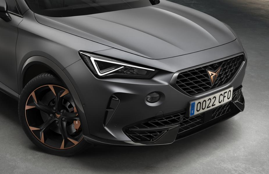 2020 Cupra Formentor Crossover CUV Tuning 8 In Eigenregie gebaut: Cupra Formentor Crossover (CUV)!