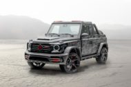 2020 Mansory Mercedes G Klasse Star Trooper Pickup W463A Tuning 1 190x127 2020 Mansory Mercedes G Klasse als Star Trooper Pickup